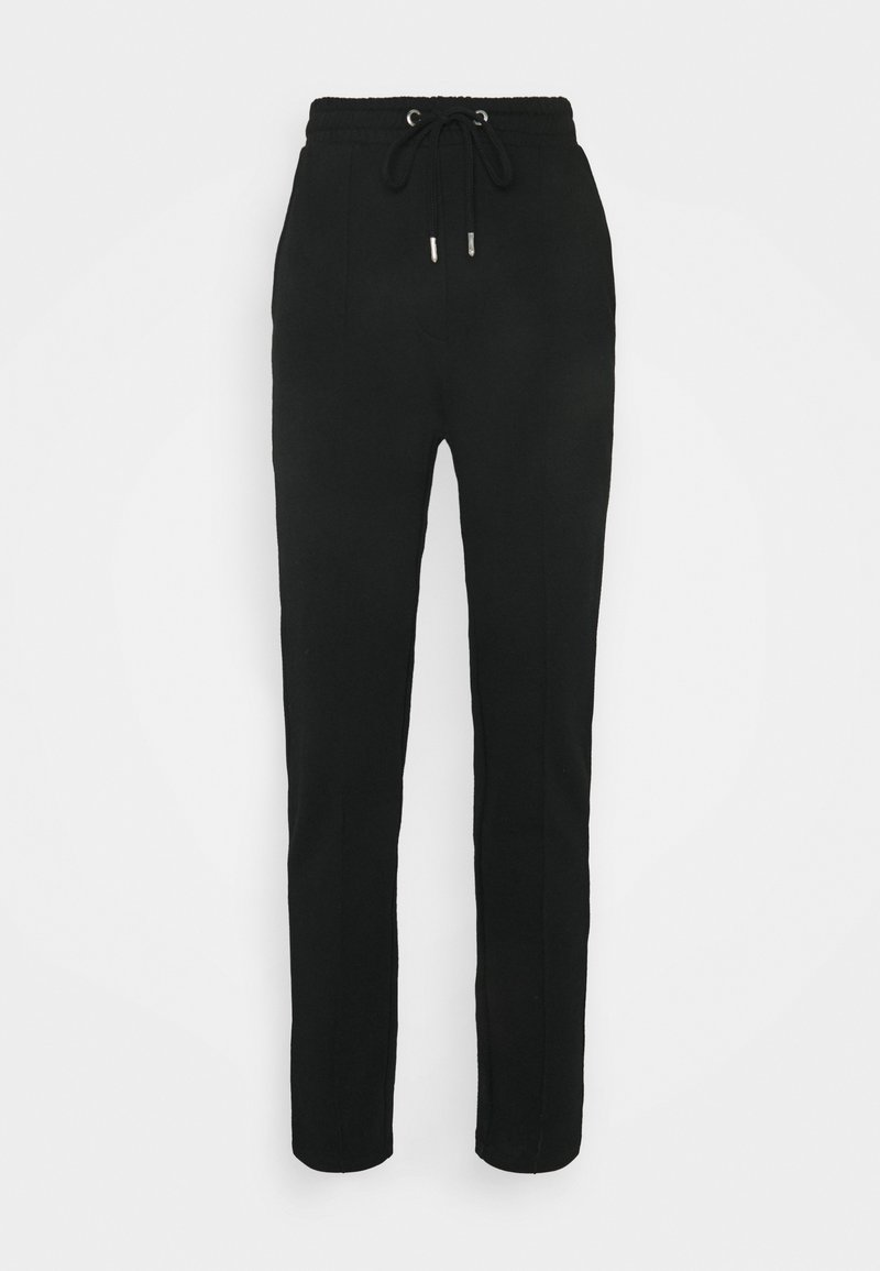 Bruuns Bazaar - PARLA ELLA PANT - Tracksuit bottoms - black