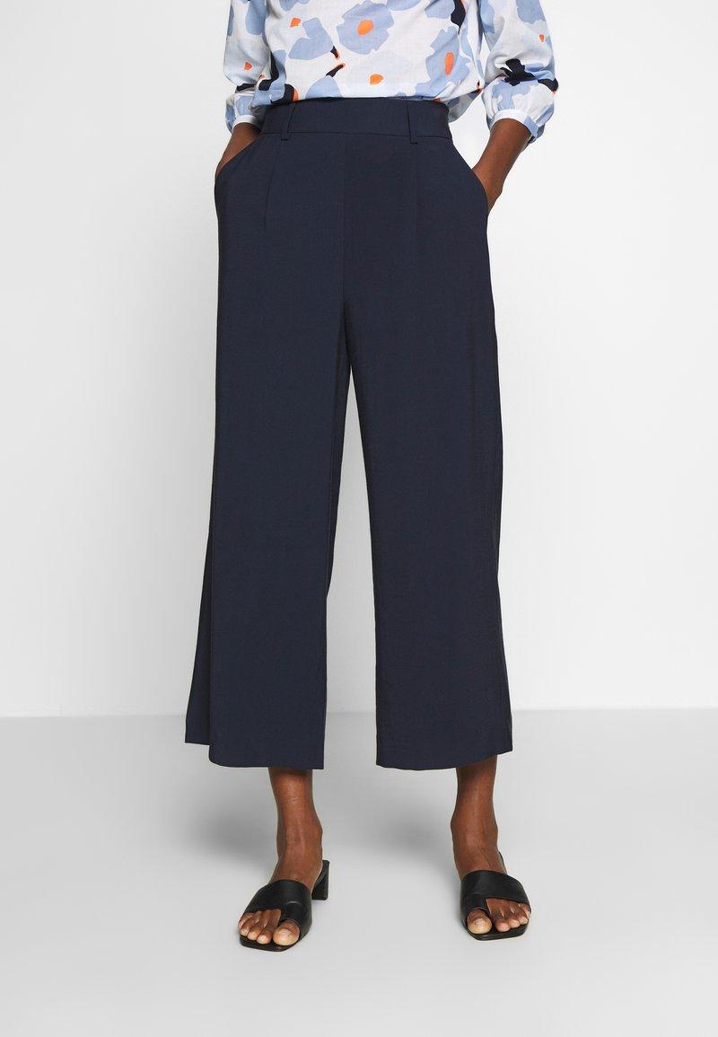 Opus - MIAKO - Trousers - just blue