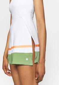 South Beach - TENNIS DRESS - Sports dress - white - 4