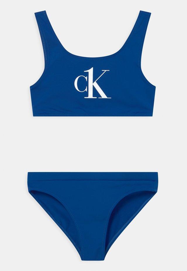 BRALETTE SET - Bikini - bobby blue