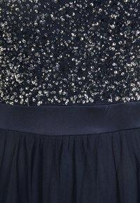 Lace & Beads Tall - SANIA TALL - Sukienka koktajlowa - navy - 2