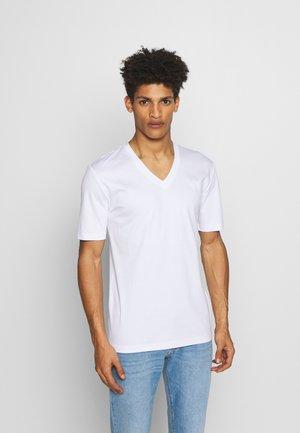 DIYON - Basic T-shirt - pure white