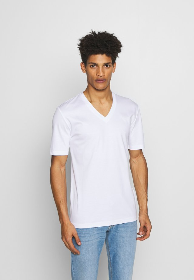 DIYON - T-shirt basic - pure white