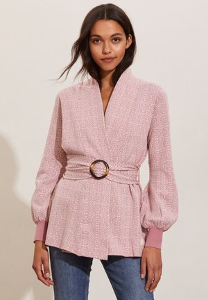 CHRISTINE - Cardigan - pink