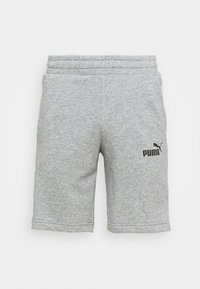 AMPLIFIED SHORTS - Sports shorts - medium gray heather