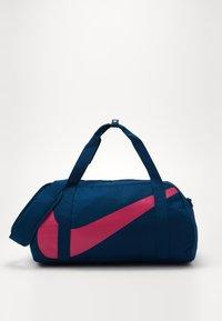 Nike Sportswear - GYM CLUB UNISEX - Bolsa de deporte - valerian blue/valerian blue/(watermelon) - 0