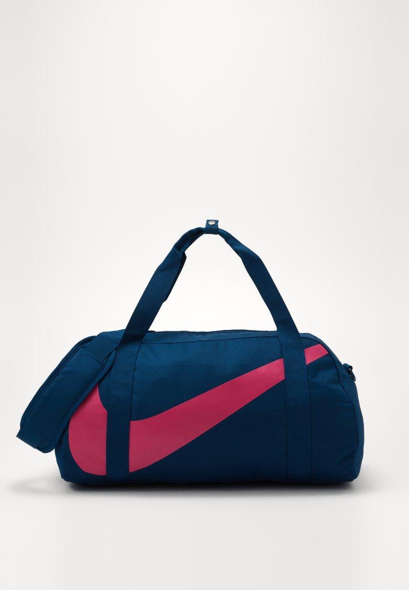 Nike Sportswear - GYM CLUB UNISEX - Bolsa de deporte - valerian blue/valerian blue/(watermelon)