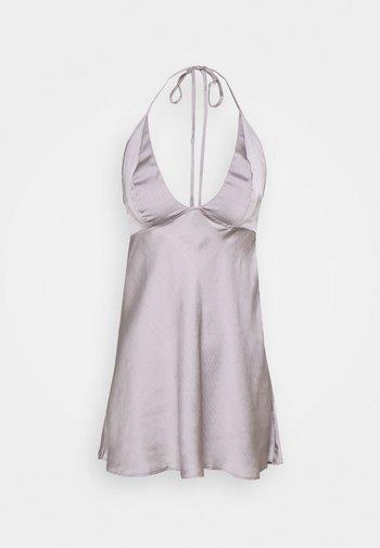 HANG ON HALTER  - Chemise de nuit / Nuisette - grey