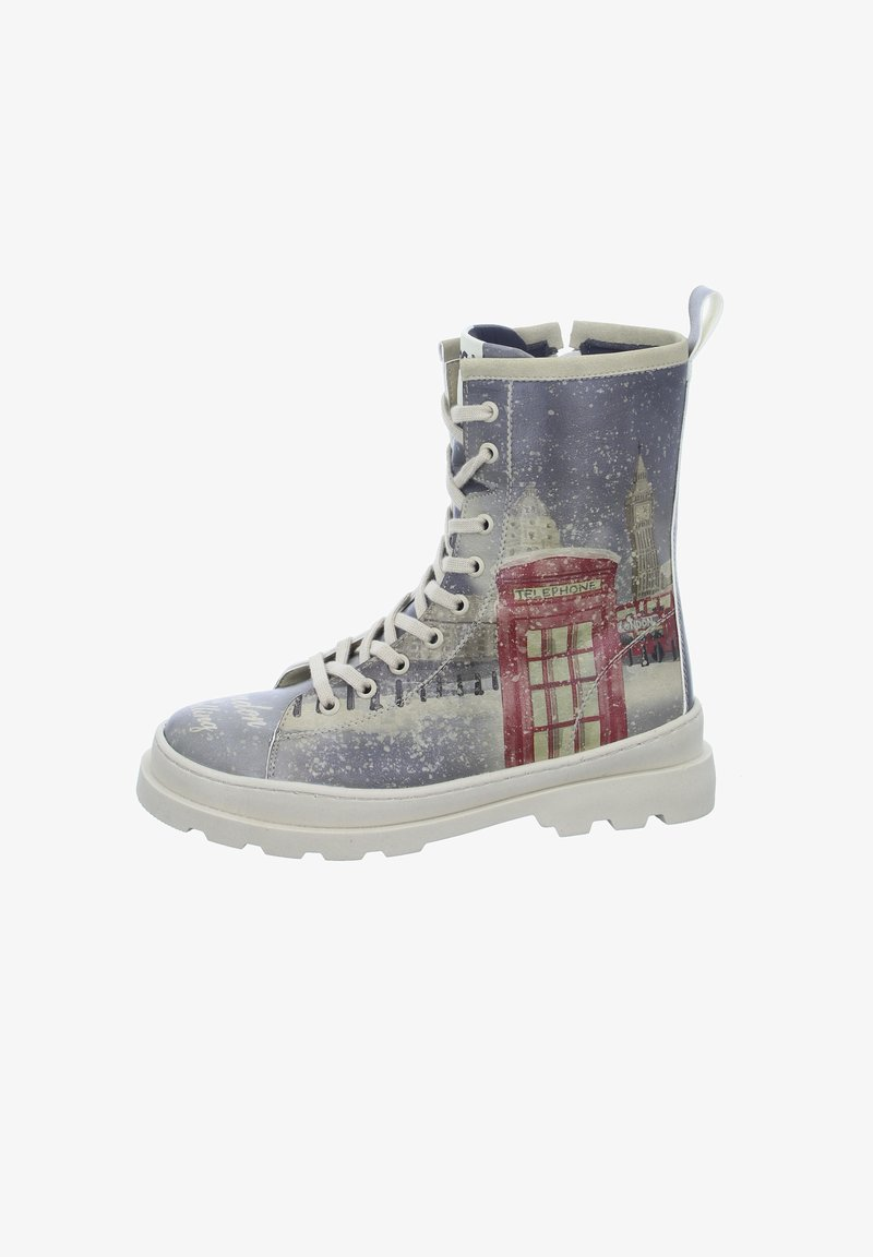 Dogo - Lace-up boots - multicolor