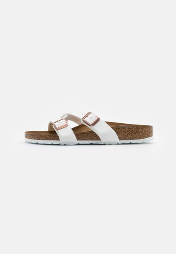 YAO - Domácí obuv - white