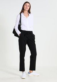 Seidensticker - Button-down blouse - white - 1