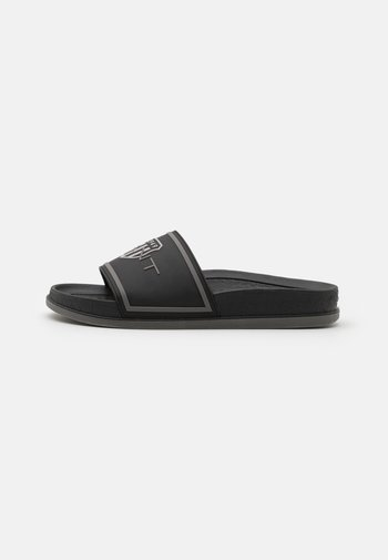 BEACHROCK SPORT - Pantofle - black
