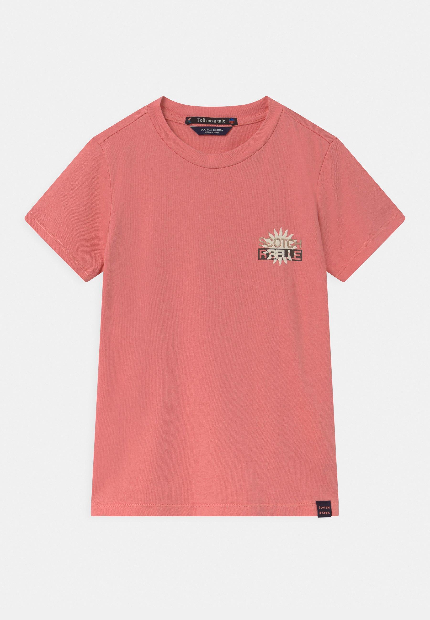 Kids SHORT SLEEVE SIGNATURE LOGO - Print T-shirt