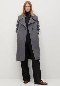 Mango - INES-I - Zimní kabát - grau - 1