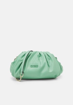 HANDBAG CENTRAL CITY - Clutch - green