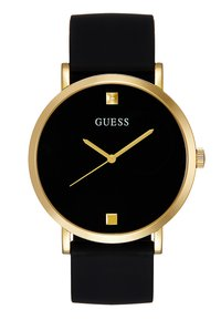 Guess - GENUINE DIAMOND - Montre - gold-coloured/black - 0