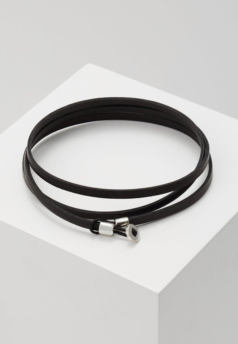 Miansai - NEXUS WRAP BRACELET - Bracelet - black
