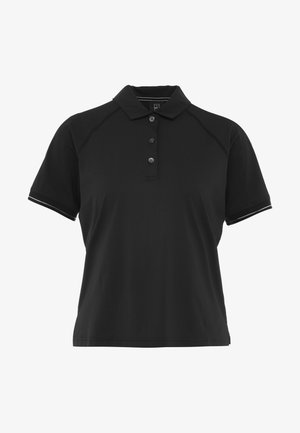 ESSENTIAL  - Sports shirt - black/white
