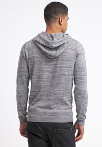 YOURTURN - Bluza z kapturem - grey - 2