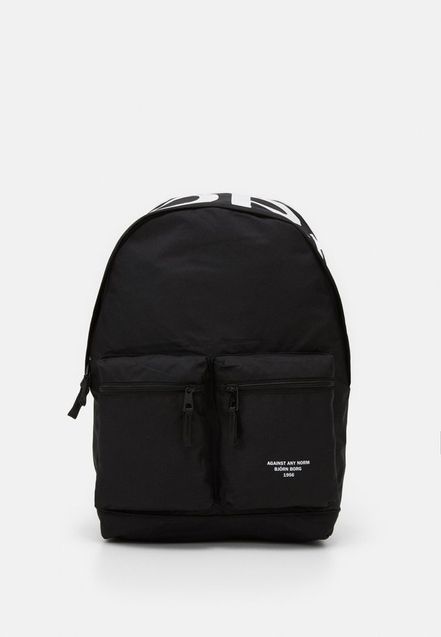 PETE BACKPACK - Ryggsäck - black