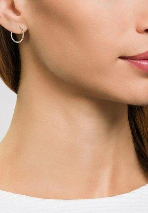 Earrings - jaune