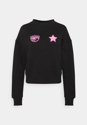 EYESTAR FLUO - Sweatshirt - nero