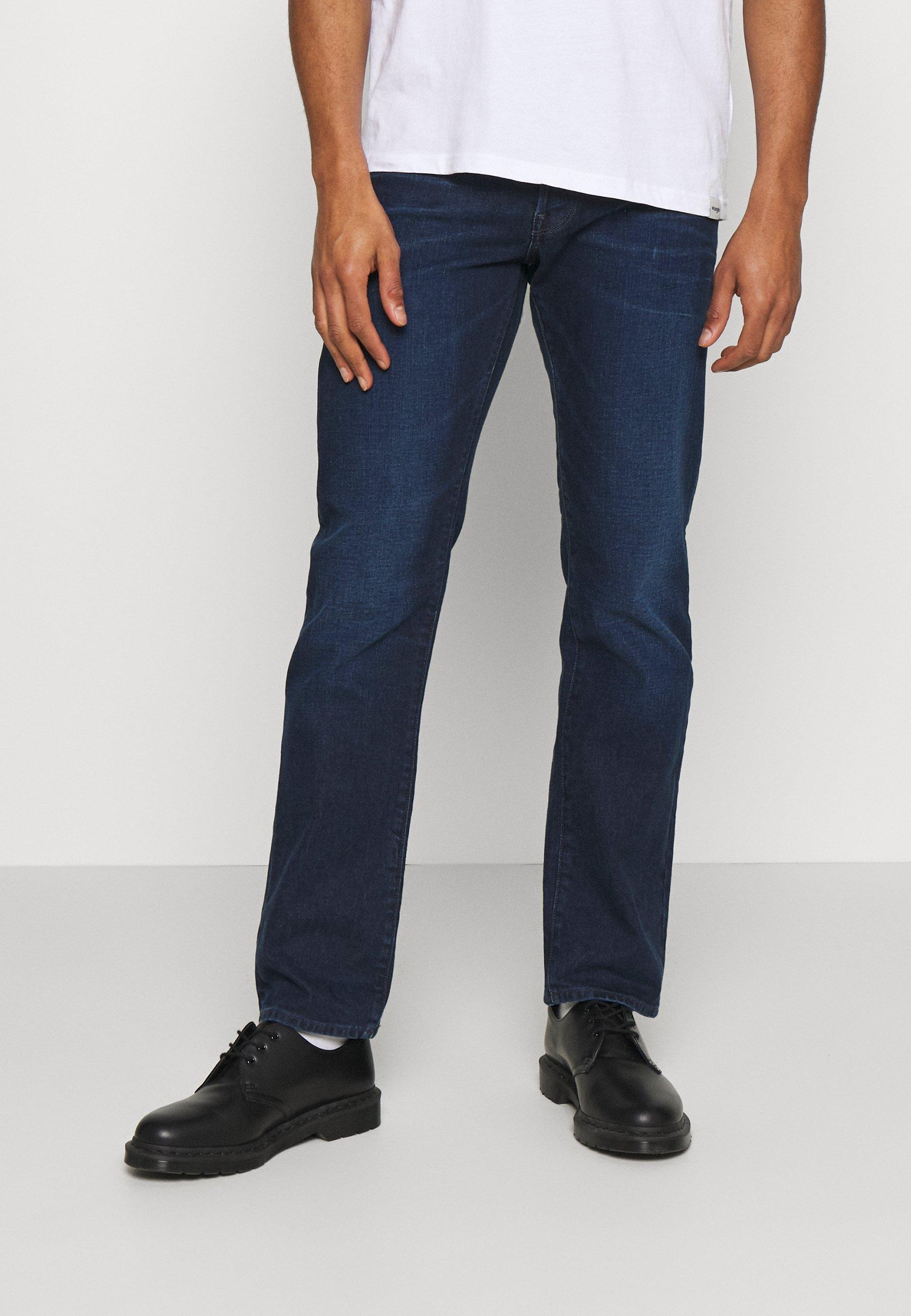 Uomo 3301 STRAIGHT - Jeans a sigaretta