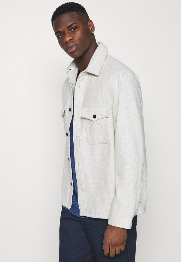 Tommy Jeans SLIM JASPE V NECK - T-shirt basic - blue/niebieski Odzież Męska EMEX