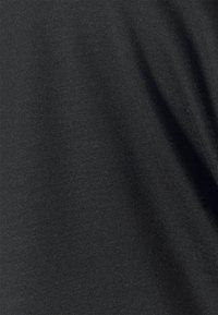 Saint Tropez - ADELIA - Basic T-shirt - black - 2