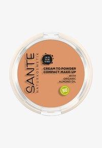 Sante - COMPACT MAKE-UP CREAM TO POWDER - Fond de teint - 03 cool beige - 0