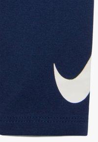 Nike Sportswear - DOT TUNIC SET BABY - Leggings - Trousers - blue void - 4