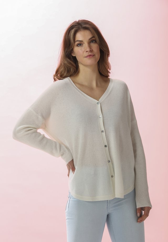 LOTTA - Cardigan - star white