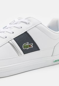 Lacoste - EUROPA - Sneakers - white/dark grey - 5