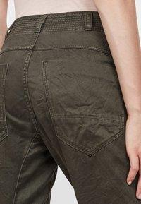 G-Star - ARMY RADAR BOYFRIEND STRAP - Trousers - gray - 2
