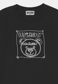 MOSCHINO - UNISEX - Print T-shirt - black - 2