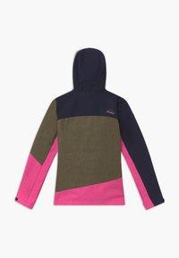 Killtec - LYNGE GIRLS - Soft shell jacket - khaki - 1