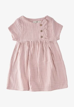 Day dress - link pink