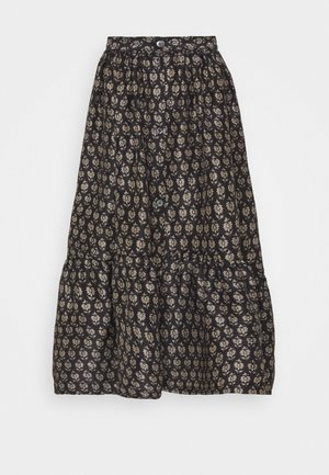 HEART - Denní šaty - noir/ecru