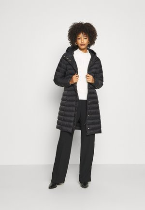 ELDINA - Down coat - black