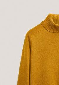 Massimo Dutti - Jumper - mustard yellow - 2