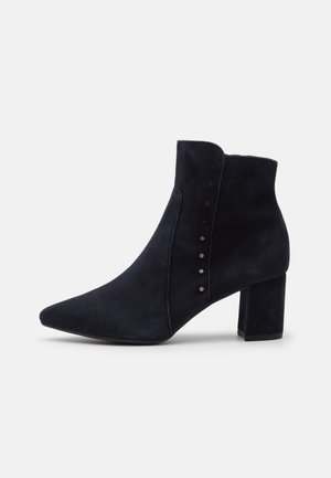 BIONI - Classic ankle boots - navy