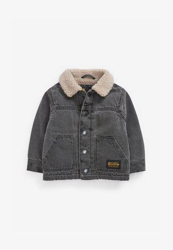 BORG - Džínová bunda - grey