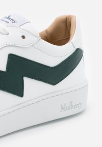 Mulberry - SOFTY - Baskets basses - bianco/bottiglia - 4