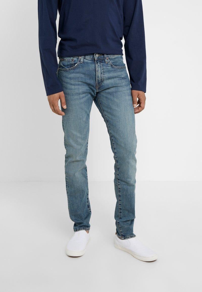 Polo Ralph Lauren - ELDRIDGE  - Jeans Skinny - dixon