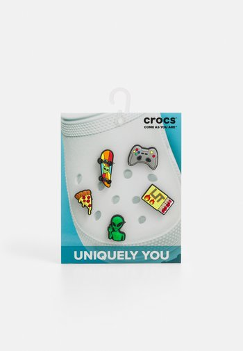 JIBBITZ THE GAMER UNISEX 5 PACK - Other accessories - multi-coloured