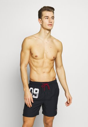 WATERPOLO - Surfshorts - darkest navy