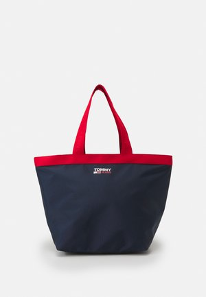 CAMPUS TOTE - Tote bag - blue