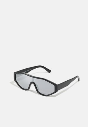 SUNGLASSES LOMBOK UNISEX - Sunglasses - black/silver-coloured
