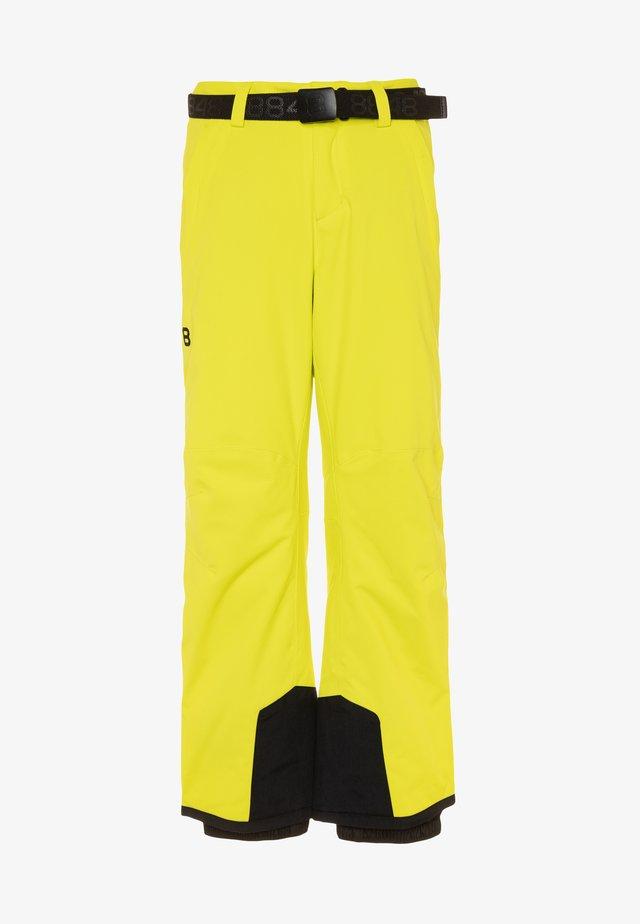 GRACE PANT - Zimní kalhoty - lime