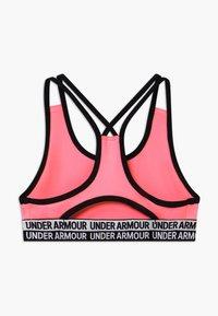 Under Armour - HEATGEAR - Sports bra - pink craze/black - 1